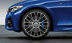 Genuine Bmw M Performance Wheel And Tyre Set 3 Series G20 18 Discount New Uk