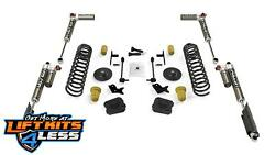 Teraflex 2012033 2.5andrdquo Sport St2 Spring And Spacer Lift Kit For 2020 Jeep Jt