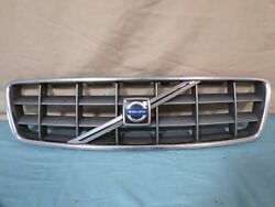 ✅ 05 06 07 2005 2006 2007 Volvo Xc70 Front Upper Grille Grill Mesh Chrome Oem