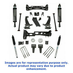 Pro Comp 6 Inch Lift Kit With Front Mx2.75 Coilovers For 15-18 F150 K4189bpx