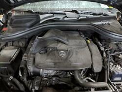 2015 Mercedes Ml350 3.5l Engine Motor With 116608 Miles