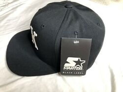 UNDRCRWN X STARTER BLACK LABEL BROOKLYN HOOLIGANS SNAPBACK New With Tags 2013