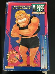 Rare Mister Muscolo Italian Stretch Armstrong