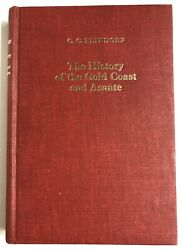 The History Of The Gold Coast And Asante By Rev. Carl Christian Reindorf 1966
