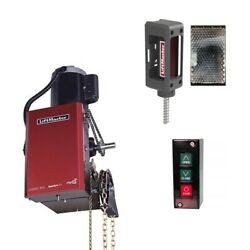 Liftmaster Gh501l5 1/2 Hp Single Phase Commercial Gearhead Hoist Operator W/ Cps