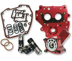 Feuling Race Series Oil System Pack For Harley 1999-06 Twin Cam Gear Cam 7072