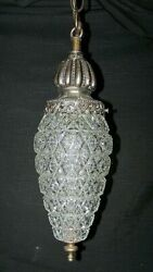 Pineapple Style Ceiling Light Fixture