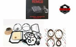 VW 01M 95 06 TRANSMISSION MASTER KIT WITH OVERHAULT KIT CLUTCHES AND STEELS W $224.25