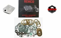 ZF5HP24 TRANSMISSION REBUILT KIT WITH OVERHAULT KIT CLUTCHES AND FILTER $170.40