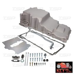 Ls Engine Low Profile W/ Added Front Clearance Oil Pan Retro Fit Ls1 Ls2 Ls3