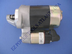 Multiquip Mikasa Mvh-402dsb Reversible Plate Compactor Starting Motor Assembly