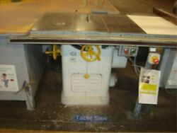 Table Saw Heavy Duty 10 Blade With Vacuum 55 Gallon Dust Collector/wood Base