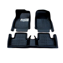 For Toyota Camry 2007 2020 Car Floor Mats Frontamp; Rear Liner Waterproof Auto Mats