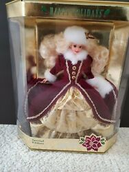 Barbie Happy Holidays 1996 Special Edition And 2000 Special Edition Free B1g1