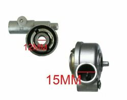 Silver Metal Speedometer Hub Gy6 50cc 125cc 150cc Moped Scooter H Sd13