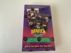 Beatles Collection Trading Cards 1993 Factory Sealed Box River Group 36 Pack