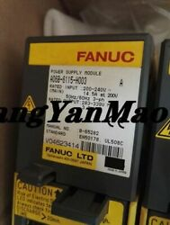 Fedex Dhl Used Fanuc A06b-6115-h003 Tested It In Good Condition