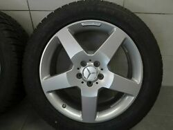 19 Inch Winter Tyres Mercedes Amg Ml Class Gle W166 Rims A1664011902