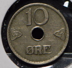 Norway 1924 10 Ore 900299 Combine Shipping