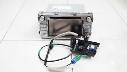 Dvd Player Display 6.5and039and039 Gps Navigator 86804-0k010 Toyota Hilux Fotuner 2011-14
