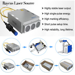 Raycus Laser Source 20w Q-switched Pulse 1064nm For Fiber Laser Marker