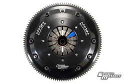 Clutch Masters High Rev 725 Race Three Disc W/steel Fw For 02-06 Rsx Type-s 6