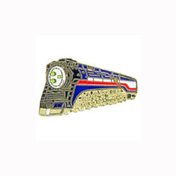 Rail Road Southern Pacific Daylight Engine Collectible Lapel Pin