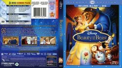 The Princess And The Frog Beauty And The Beast And Tangled Blu Ray Only