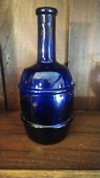 Sinclair Glass Fire Extinguisher