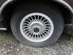 1980-1989 Lincoln Town Car 80-83 Mark 15x6 Lacy Spokes Aluminum-alloy Wheel Rim