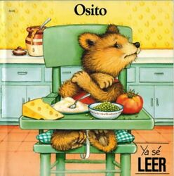 Osito/little Bear My First Reader - Spanish Spanish By Diane Namm Excellent