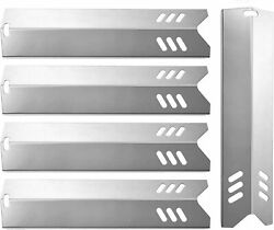 Heat Plate Shield Grill Parts Stainless Steel 15 Inch For Dyna-glo