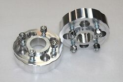 Tractor Kubota Bx2660d Forged 1.25 Front Wheel Spacers Made In Aus