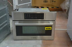 Bosch Hmc87152uc 27 Stainless Speed Convection Oven Nob 29105 Hl