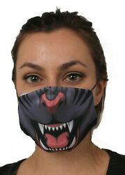New Panther Face Mask Face Guard