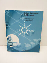 Agilent G2170-90005 Chemstation For Lc Systems Installation Manual