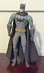 Batman Justice League New 52 8 Bendable / Posable Box Display Discontinued Njc