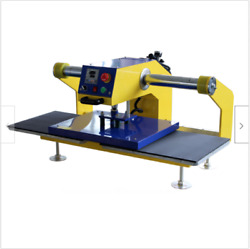 15x15 Air Automatic Heat Press Machine For Clothing Double Locations S