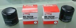 Yamaha Filter Oil Twin Pack 5gh-13440 Suits 4 Stroke Marine Outboards 15-130hp