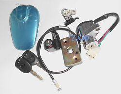 Qlink Motorcycle Ignition Switch, Lock Assembly Legacy 250 Cfmoto Cf250t-5a V5v9