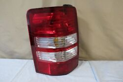 ✅ 08 09 10 11 12 2008 2009-2012 Jeep Liberty OUTER Tail Light Left DRIVER OEM
