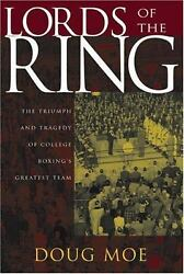 Lords Of Ring Triumph And Tragedy Of College Boxingand039s By Doug Moe - Mint