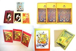 200 Paper India Greeting Cards Blank Inside 36 Card And Envelopes  200+cards