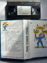 Pro Dj Music Video Pool Tape 20 Very Rare Feb 1986 Hits Releases 29songs On Tape