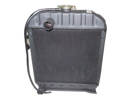 New Kubota L2500 L2500dt L2500f Radiator With Cap And Overflow Pipe