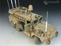 Arrowmodelbuild Cougar 6x6 Jerrv Military Vehicle Built And Painted 1/35 Model Kit