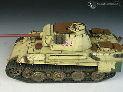 Arrowmodelbuild Panther G Tank Full Interior Built And Painted 1/35 Model Kit