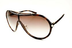 NEW TOM FORD TF 152 Ace COL. 52K Havana  Brown gradient lenses TF152  New