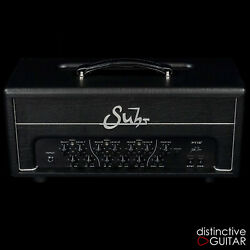 New Suhr Pt15 Non Ir Pete Thorn Signature Guitar Three Channel Amplifier Head
