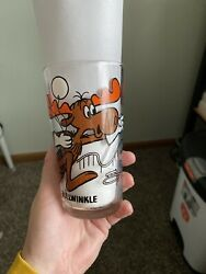 Pepsi Collectors Series Glass Bullwinkle 5 Inch